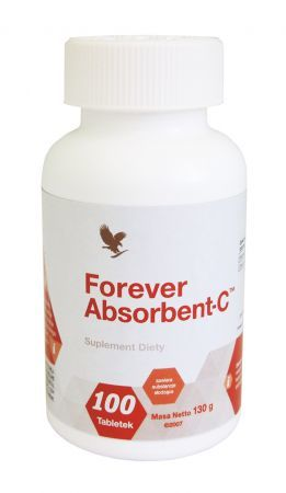 Forever Absorbent-C witamina C - 100 tabl.