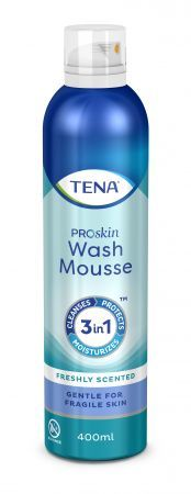 TENA Wash Mousse - pianka do mycia